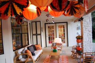 Cozy Vintage Halloween Decoration For Outdoor Ideas 11