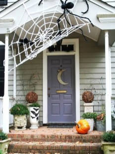 Cozy Vintage Halloween Decoration For Outdoor Ideas 23