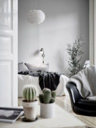Gorgeous Grey Bedroom Ideas To Repel Boredom04