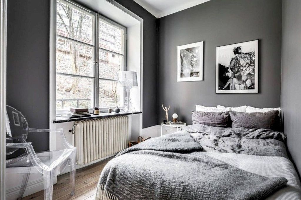 Gorgeous Grey Bedroom Ideas To Repel Boredom10