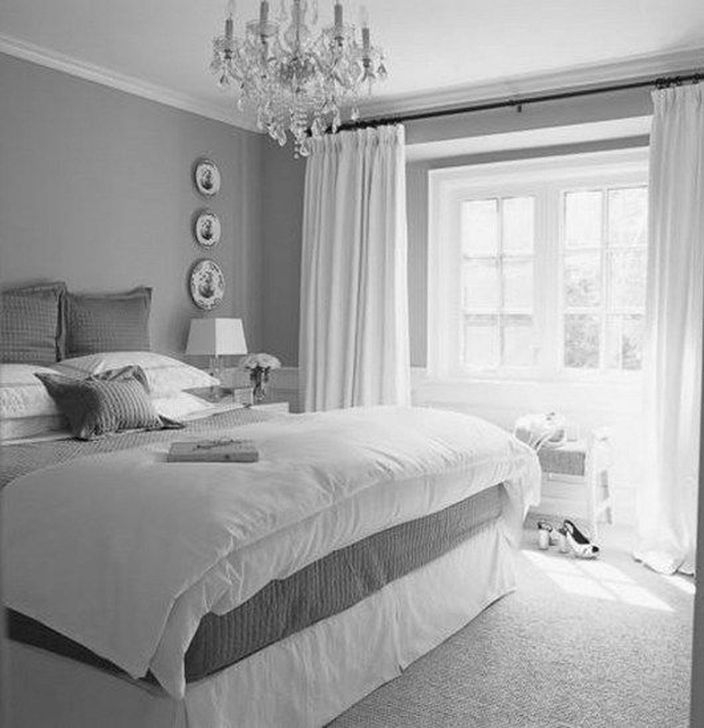 Gorgeous Grey Bedroom Ideas To Repel Boredom32