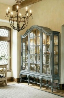 Popular French Country Living Room Decor Ideas 27