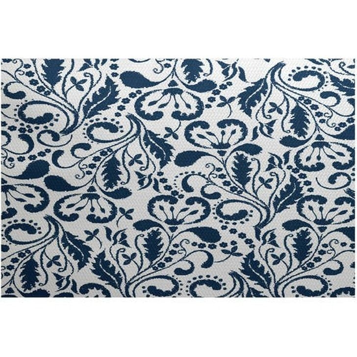 Romantic Floral Printed Rug Ideas To Beautify Your Floor06
