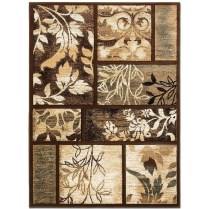 Romantic Floral Printed Rug Ideas To Beautify Your Floor08