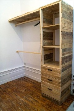 Simple Wooden Pallet Projects Diy Ideas 16