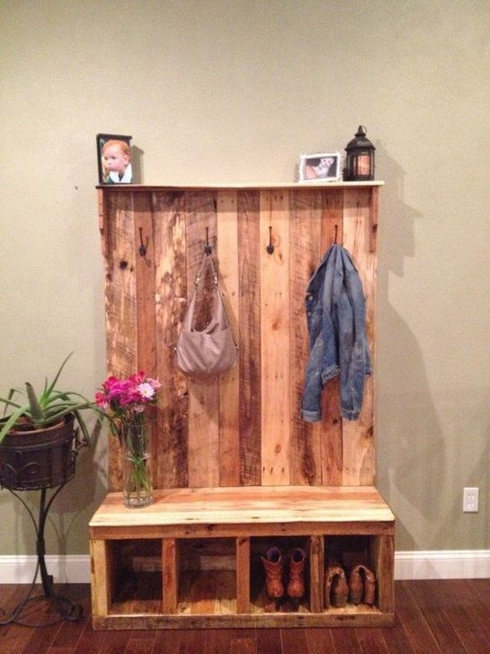 Simple Wooden Pallet Projects Diy Ideas 42