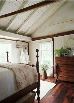 Stunning Bedroom Design And Decor Ideas With Farmhouse Style17