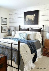 Stunning Bedroom Design And Decor Ideas With Farmhouse Style28