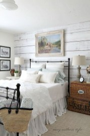 Stunning Bedroom Design And Decor Ideas With Farmhouse Style36