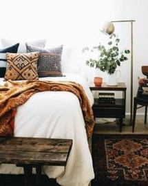 Stunning Bedroom Design And Decor Ideas With Farmhouse Style39