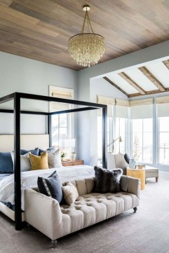 Stunning Bedroom Design And Decor Ideas With Farmhouse Style44
