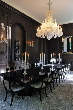 Awesome Dining Room Design And Decor Ideas25