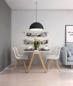 Awesome Dining Room Design And Decor Ideas37