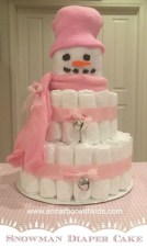 Charming Winter Themed Baby Shower Decoration Ideas45
