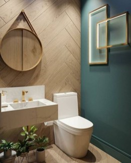 Cozy Bathroom Design And Decor Ideas16