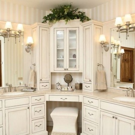Cozy Bathroom Design And Decor Ideas25