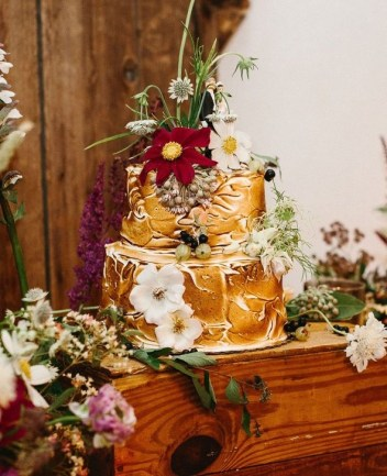 Cute Fall Wedding Ideas33