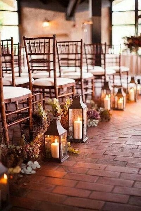 Cute Fall Wedding Ideas34