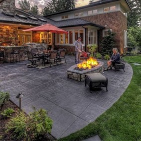 Incredible Backyard Patio Design And Decor Ideas24