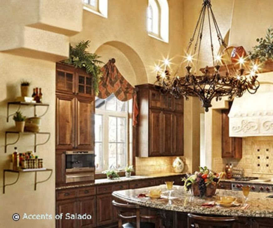 Magnificient French Country Kitchen Design And Decor Ideas03