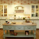 Magnificient French Country Kitchen Design And Decor Ideas14