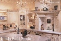 Magnificient French Country Kitchen Design And Decor Ideas30