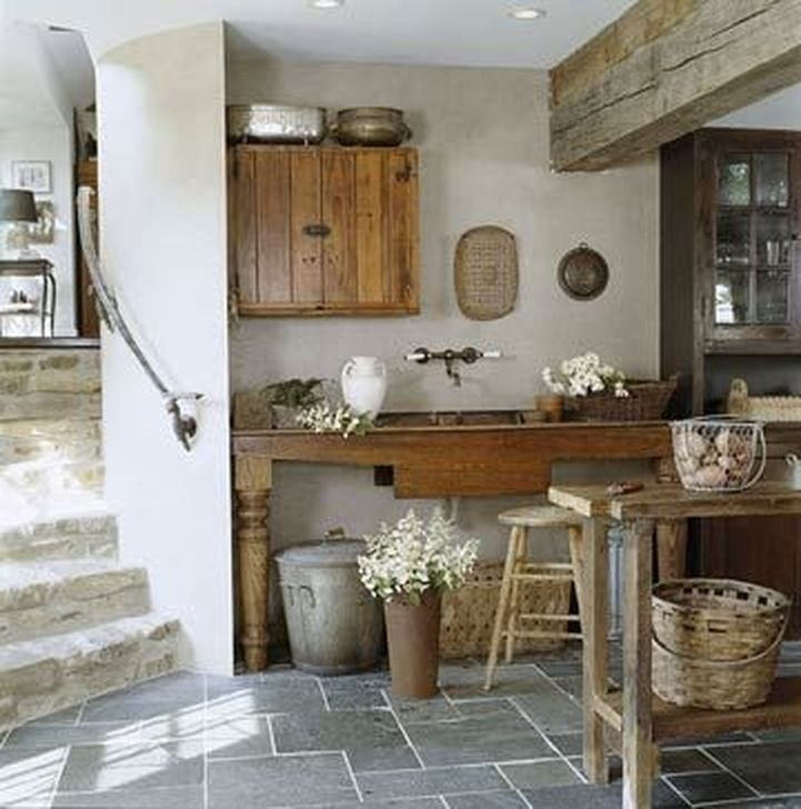 Magnificient French Country Kitchen Design And Decor Ideas35