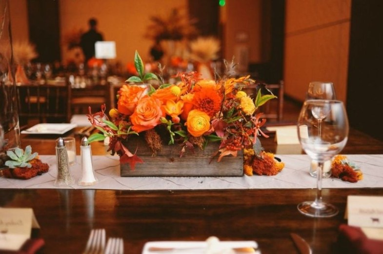 Minimalist Fall Homemade Wedding Decoration On A Budget Ideas42