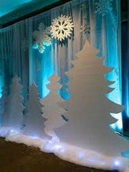 Simple Diy Winter Party Decoration Ideas09