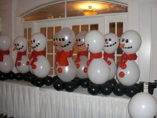 Simple Diy Winter Party Decoration Ideas16