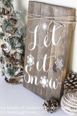 Simple Diy Winter Party Decoration Ideas19