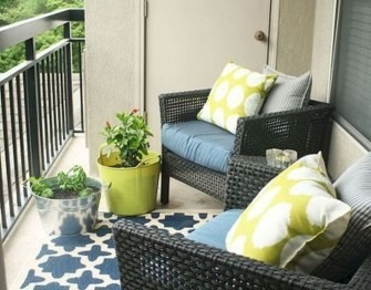 Unique Apartment Balcony Design And Decor Ideas01