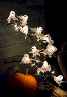 Unique Crafty Diy Outdoor Halloween Decorating Ideas23