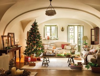 Amazing Christmas Decorating Ideas For Small Spaces02
