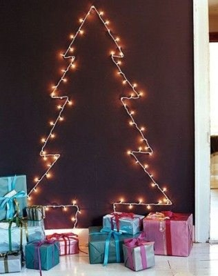 Amazing Christmas Decorating Ideas For Small Spaces32