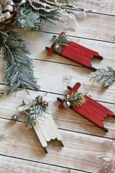 Amazing Festive Diy Decor Christmas Ideas25