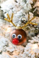 Extremely Fun Homemade Christmas Ornaments Ideas Budget22