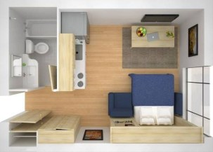 Inexpensive Apartment Interior Design Ideas16