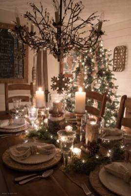 Lovely Fun Christmas Decoration Kitchen Ideas26