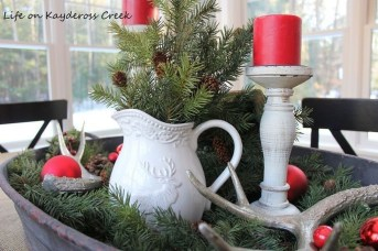 Lovely Fun Christmas Decoration Kitchen Ideas30