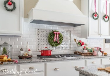 Lovely Fun Christmas Decoration Kitchen Ideas41