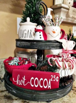 Lovely Fun Christmas Decoration Kitchen Ideas44