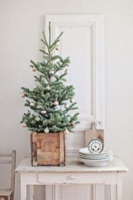 Modern Farmhouse Christmas Tree Ideas11