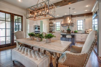 Popular French Country Kitchen Decoration Ideas For Home16