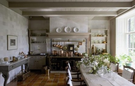 Popular French Country Kitchen Decoration Ideas For Home24