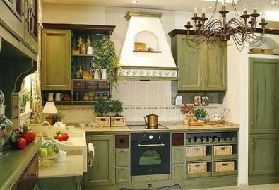 Popular French Country Kitchen Decoration Ideas For Home27