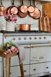 Popular French Country Kitchen Decoration Ideas For Home29