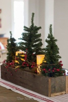 Romantic Rustic Christmas Decoration Ideas10