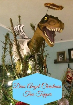 Unique Christmas Tree Toppers Ideas26