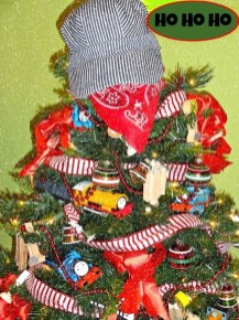 Unique Christmas Tree Toppers Ideas39